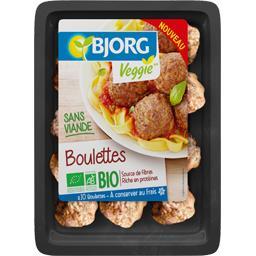 Veggie - Boulettes sans viande BIO