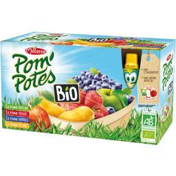 Pom'Potes BIO - Assortiment de compotes et spécialit...