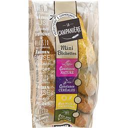 Mini pain bûchette spécial au maïs et graines de tou...