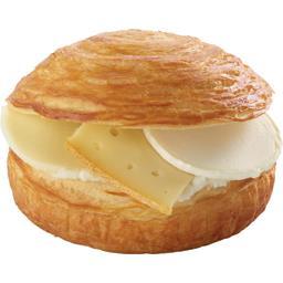 Bun feuilleté 3 fromages