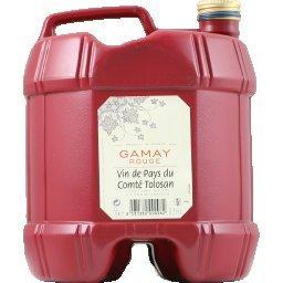 Gamay, vin de pays du comté Tolosan