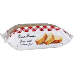Quatre-quarts au beurre frais