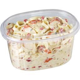 Sélectionné par votre magasin Salade de tagliatelles et surimi la barquette de 1 kg