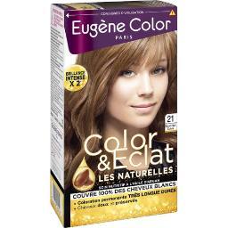 Crème colorante permanente blond foncé