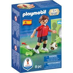 Joueur de foot espagnol