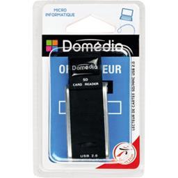 Lecteur de cartes SD-MMC/USB 2,0