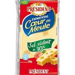 Emmental Cœur de Meule sel réduit de 30%