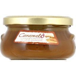 Caramel à tartiner Pur Bonheur au sel de Guérande