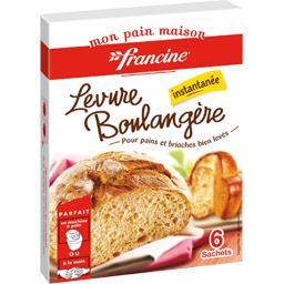 Ma Levure Boulangère Instantanée, pains, pizzas et b...