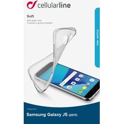 Coque silicone souple translucide Samsung Galaxy J5 2017