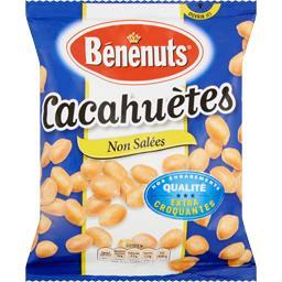 Cacahuètes non salées extra croquantes