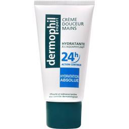 Dermophil Crème douceur mains hydratante 24 h
