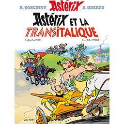 Astérix et la transitalique, Tome 37