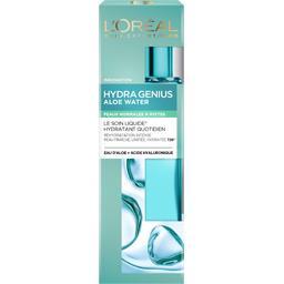 Le Soin liquide hydratant Hydra Genius peaux normale...