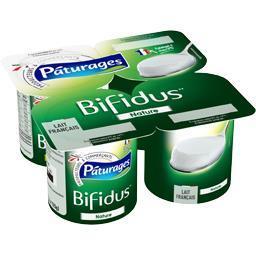 Lait fermenté Bifidus nature