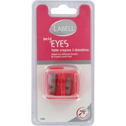 Labell Paris My Eyes - Taille-crayons 3 diamètres la taille-crayons