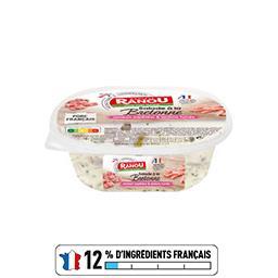 Salade à la bretonne jambon supérieur & lardons fumé...