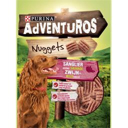 Nuggets arôme sanglier pour chiens