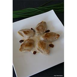 Filet de caille sauce au Monbazillac & aux raisins secs