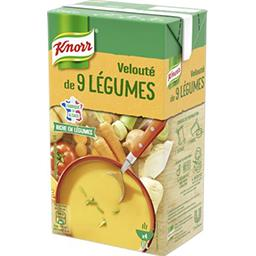 Velouté de 9 légumes