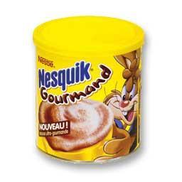 Nesquik - Poudre cacaotée Gourmand