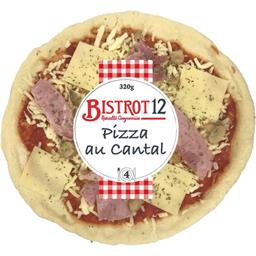 Pizza au cantal
