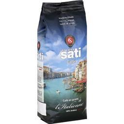 Café en grains à l'Italienne