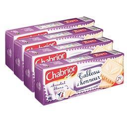 Biscuits Tableau d'Honneur chocolat blanc