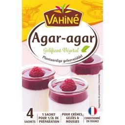 Gélifiant végétal Agar-agar