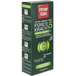 Lotion tonique Force 5 vitalité, cheveux normaux