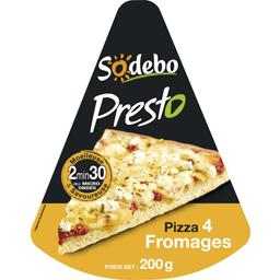 Presto - Pizza 4 fromages