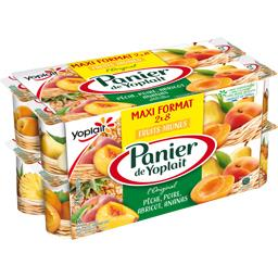 Yaourt L'Original fruits jaunes