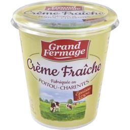 Crème fraîche épaisse 35% MG