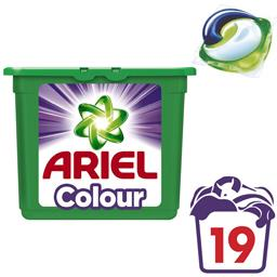 3en1 Pods couleurs & style lessive ecodose
