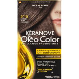 Kéranove Oléo Color Coloration 5*15 marron glacé tentation - Oleo Color