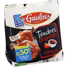 Tendres Grignottes saveur barbecue