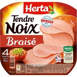 Herta Tendre Noix - Jambon braisé