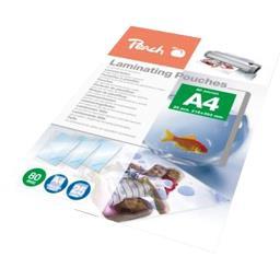 Pochettes de plastification A4 80 microns PPR080-02