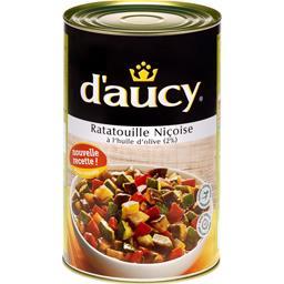 Ratatouille Niçoise à l'huile d'olive
