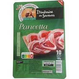 Saveur d'Italie - Pancetta