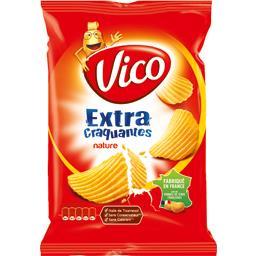 Chips Extra Craquantes nature