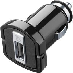 Micro chargeur allume cigare USB 1A