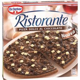 Ristorante - Pizza Dolce al Cioccolato