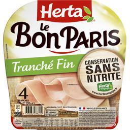 Le Bon Paris - Jambon tranché fin