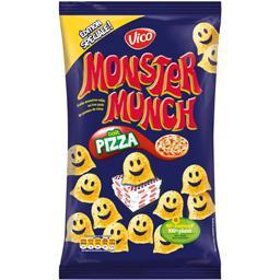 Monster Munch - Petits monstres salés goût pizza