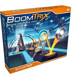 Boom Trix Xtreme Trampoline Action