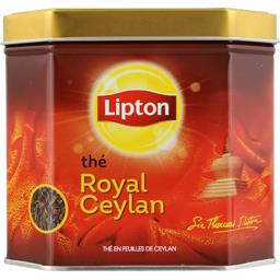 Royal Ceylan, thé en feuilles des hauts plateaux