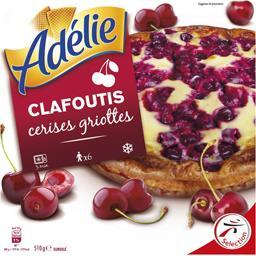 Adélie Clafoutis cerises griottes la boite de 510 g