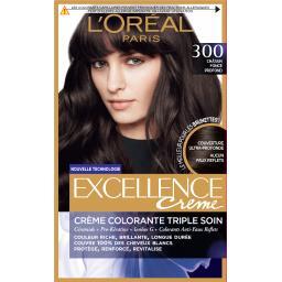 L'Oréal Excellence Crème - Crème colorante châtain foncé pro...