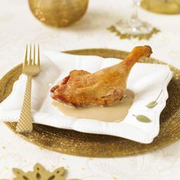 Cuisse de canard armagnac